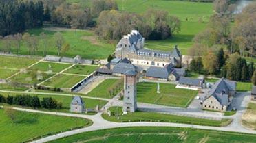 Photo du Château des Pères au Piré-sur-Seiche (35)