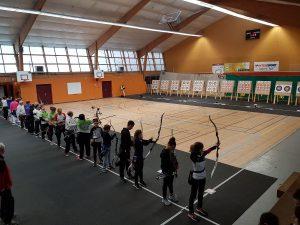 🏹 Salle Vern - Décembre 2019 @ Salle de la Chalotais | Vern-sur-Seiche | Bretagne | France
