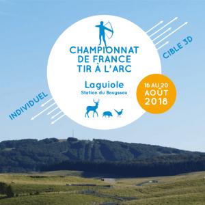 🏹 🇫🇷 3D France 2018 - Laguiole (12) @ Laguiole | Occitanie | France